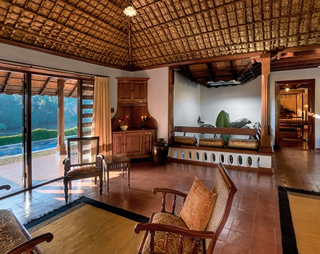 Heritage Pool Villa, Coorg | Orange County Resorts
