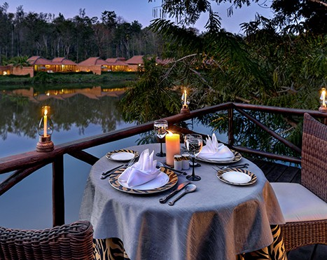 By The lake, Coorg | Orange County Resorts