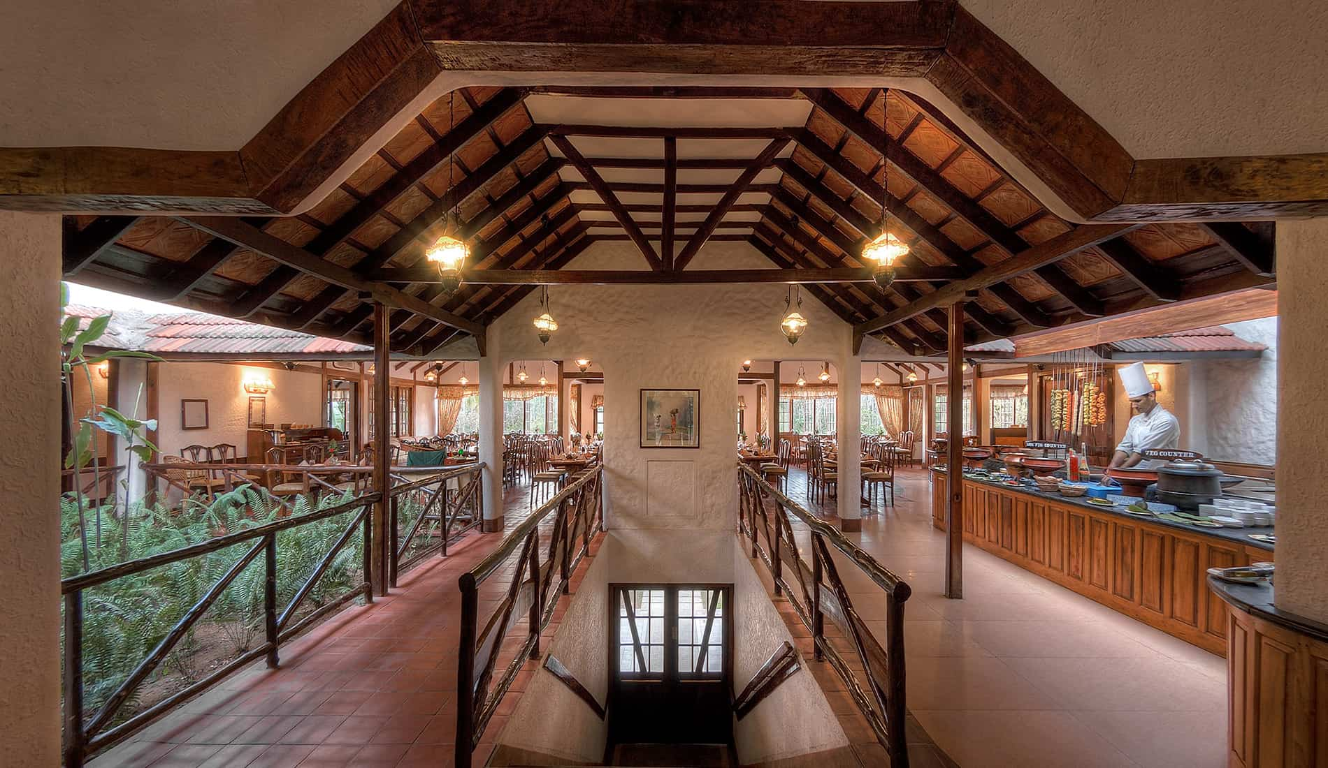 Granary Dining at Coorg, Orange County Resorts