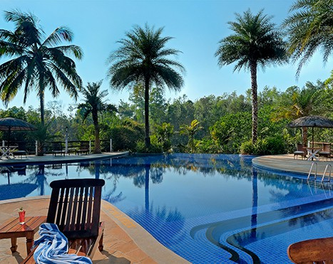 Family Pool, Coorg | Orange County Resorts