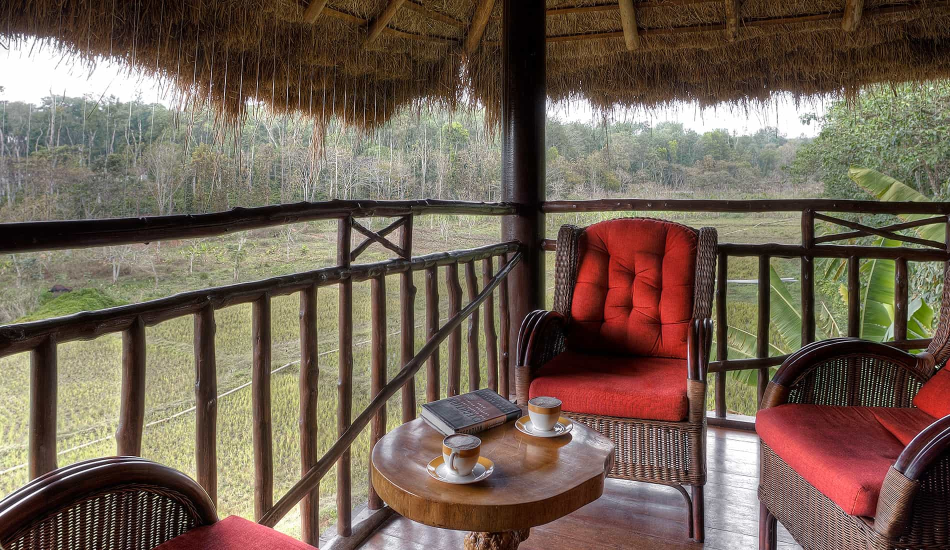 Readinglounge at coorg, Orange County Resorts