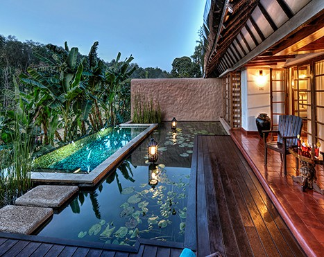 Lily Pool Villa, Coorg | Orange County Resorts
