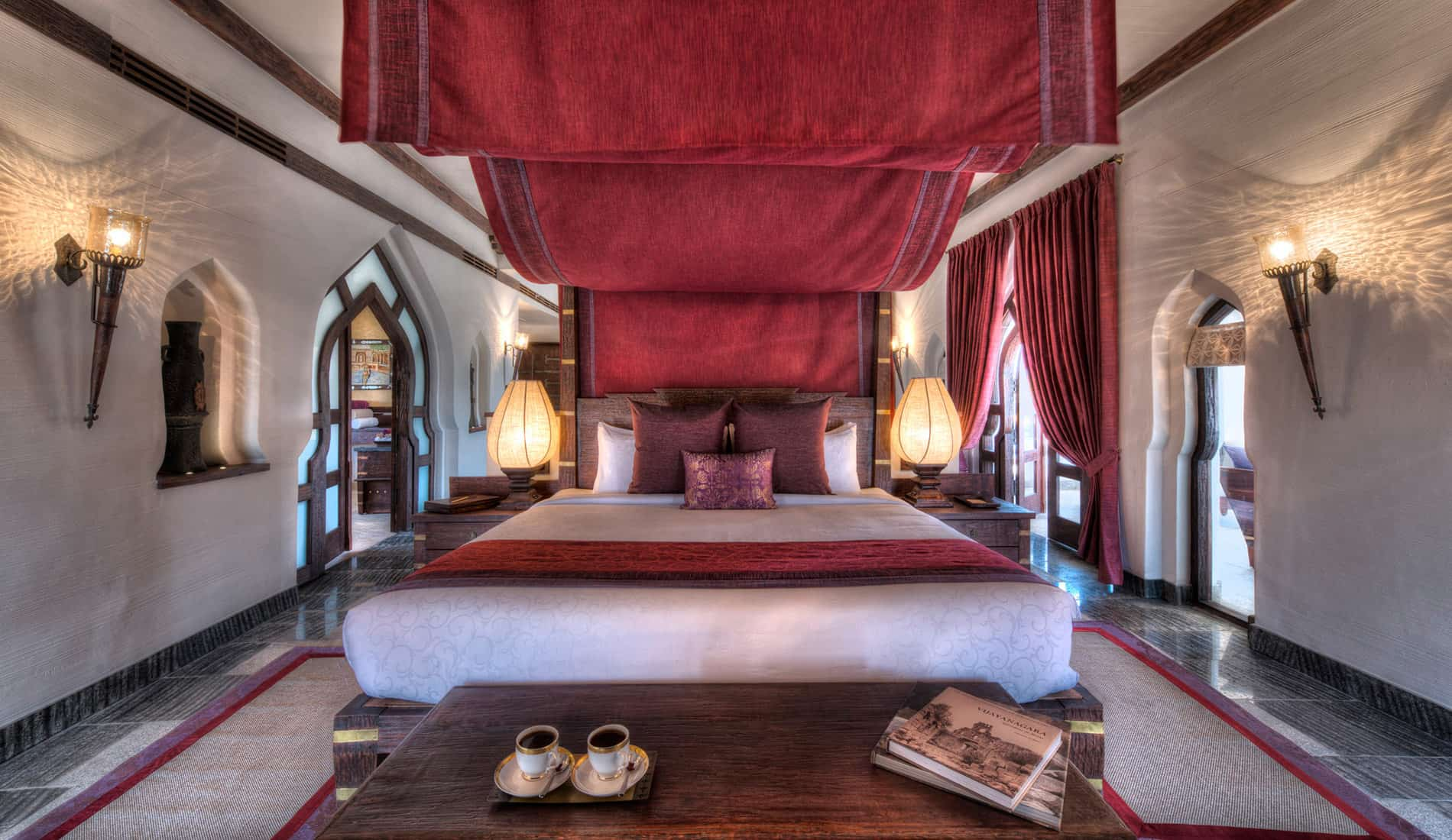 Zenana, Bedroom, Hampi | Orange County Resorts