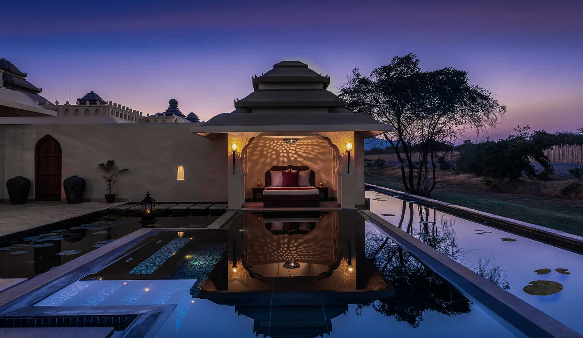 The Mantapa, Hampi | Orange County Resorts
