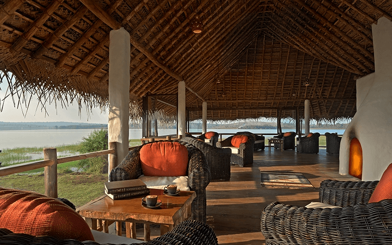 Reading Loung, Kabini | Orange County