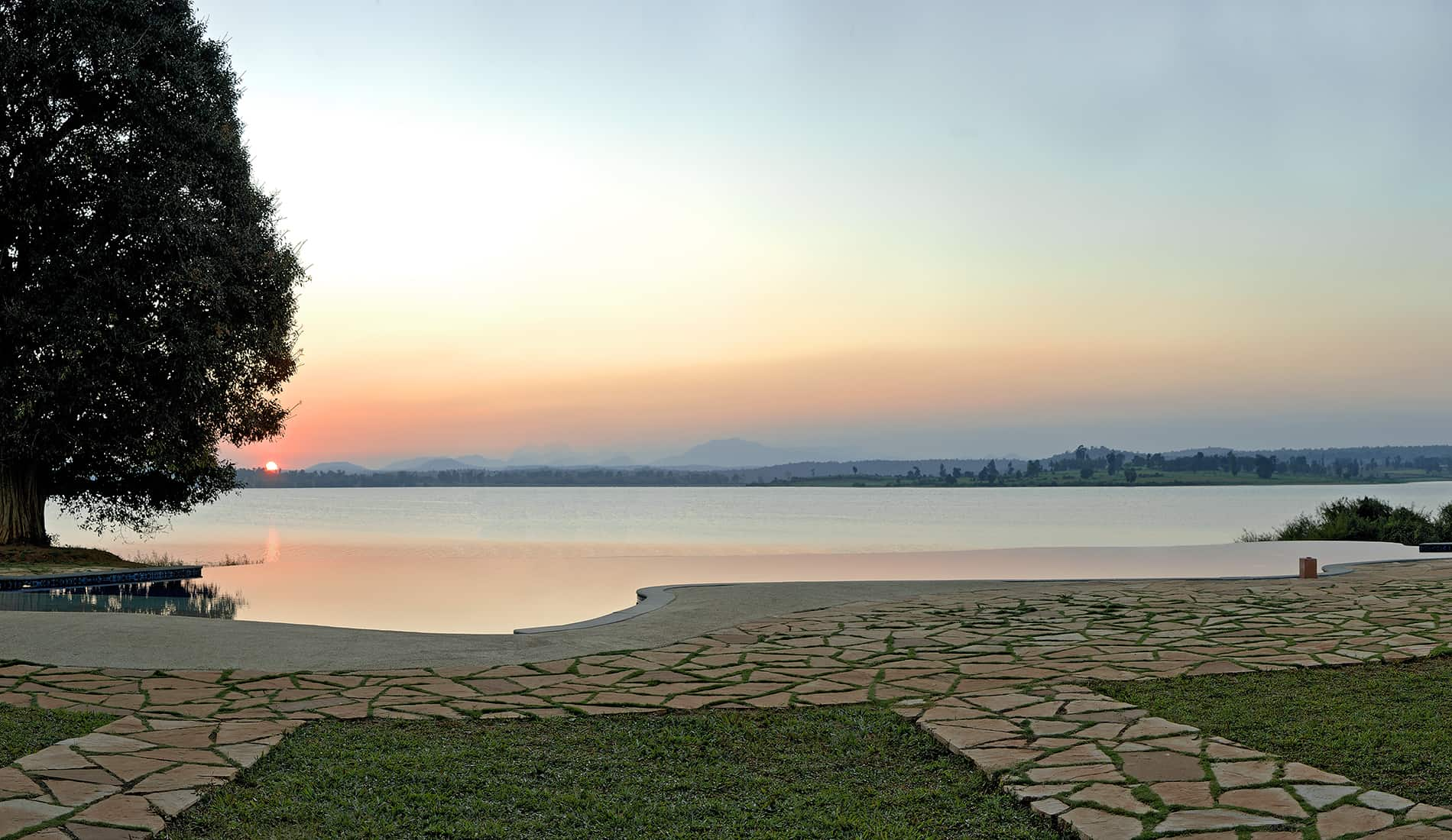 Infininty Pool, Kabini | Orange County